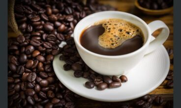 Disfruta una rica taza de café