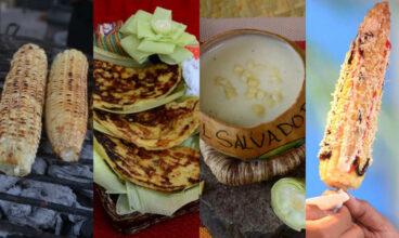 Gastronomía Salvadoreñas