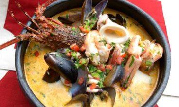 Mariscos: un Orgullo de Nuestra Cocina