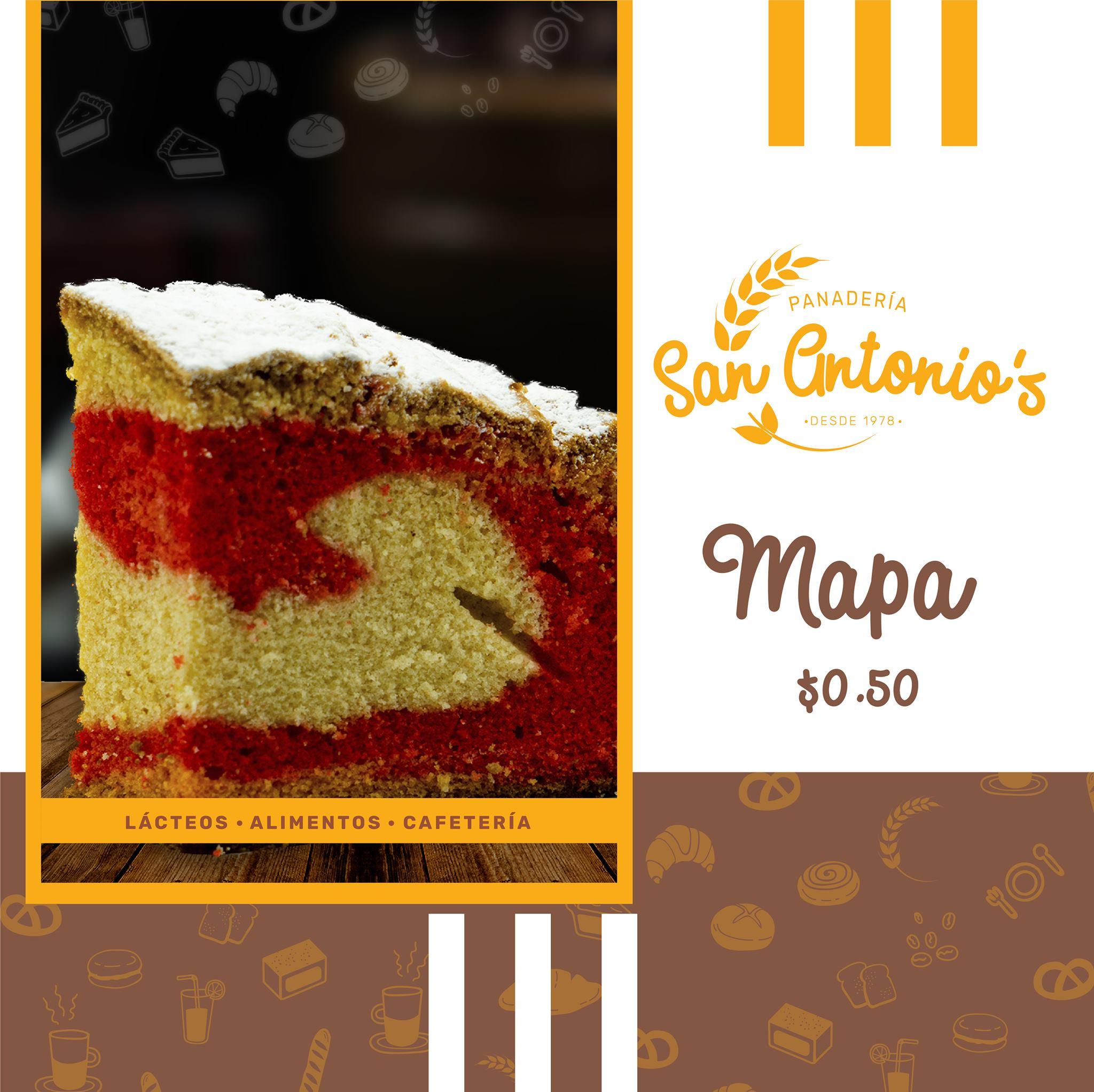 Panadería San Antonios – Santa Tecla