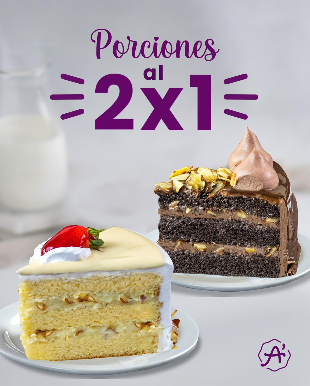 Anthony's – Pastelería, Panadería y Cafetería